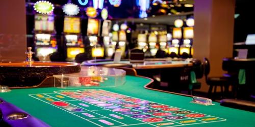 South Carolina Golf and Casinos