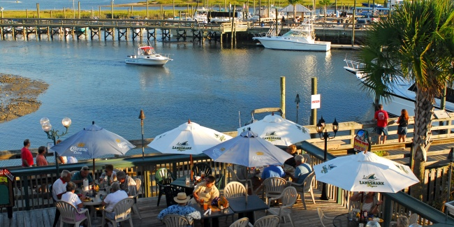 Dining in Murrells Inlet