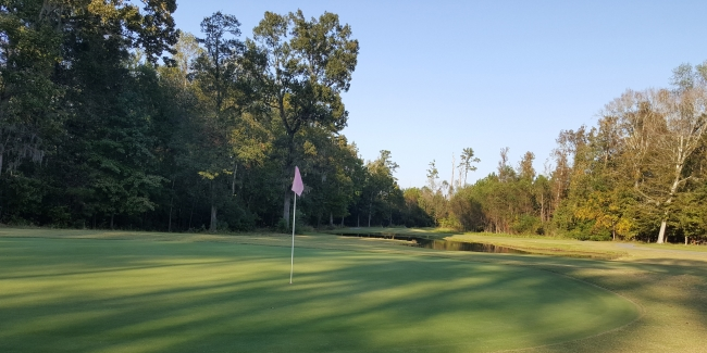 Charleston Golf; Wescott Golf Club; Wescott Plantation
