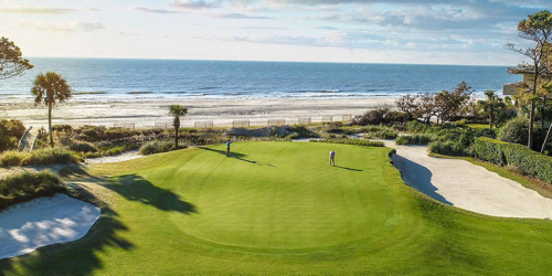Sea Pines Resort - Atlantic Dunes South Carolina golf packages