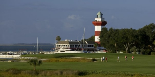 Sea Pines Resort - Harbour Town Golf Links South Carolina golf packages