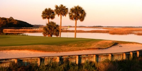 Oak Point Golf Course at Kiawah Island Resort