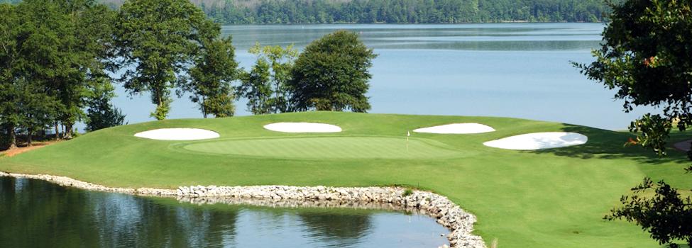 Walker Golf Course - Clemson University