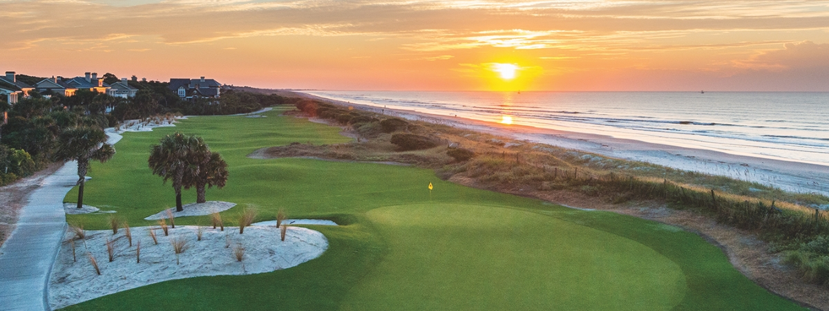 Turtle Point Golf Course at Kiawah Island Resort