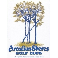 Arcadian Shores Golf Club at Myrtle Beach Hilton
